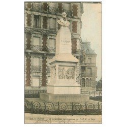 PARIS 17. Monument de Flachat 1907