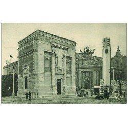 carte postale ancienne PARIS EXPOSITION DES ARTS DECORATIFS 1925. Pavillon Italie et Tourisme