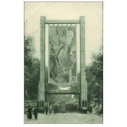 PARIS EXPOSITION DES ARTS DECORATIFS 1925. Porte Orsay