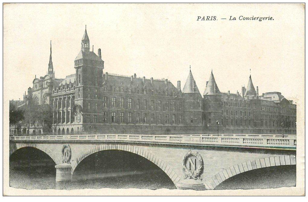 PARIS 01. La Conciergerie