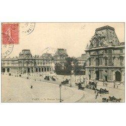 PARIS 01 Le Louvre Nouveau 1906