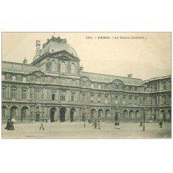 PARIS 01. Le Louvre Vieux