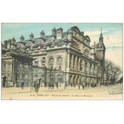 PARIS 01. Le Palais de Justice 1916