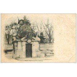 PARIS 01. Statue de Strasbourg vers 1900