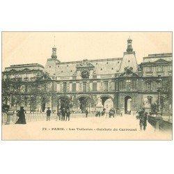 PARIS 01. Les Tuileries Guichets du Carrousel