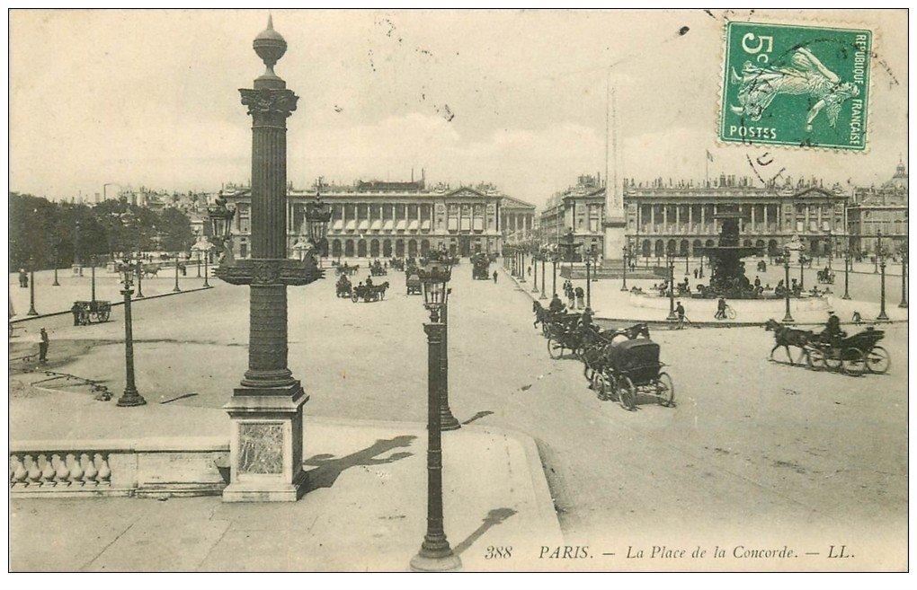 PARIS 01. Place Concorde 388