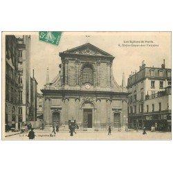 PARIS 02 Eglise Notre-Dame des Victoires 1908