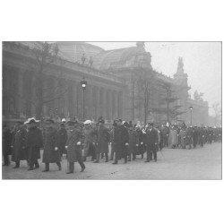 PARIS. Funérailles Maréchal Joffre 1931. Corps Diplomatique