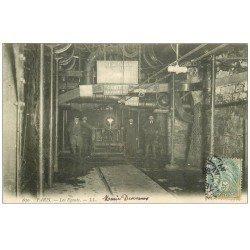 PARIS. Les Egouts 1906