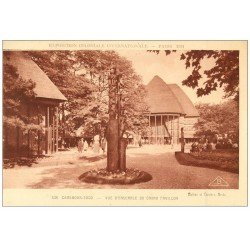 carte postale ancienne EXPOSITION COLONIALE INTERNATIONALE PARIS 1931. Cameroun Togo