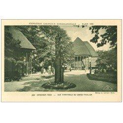 EXPOSITION COLONIALE INTERNATIONALE PARIS 1931. Togo Cameroun