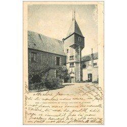 carte postale ancienne 45 GIEN. Château côté Prison 1902