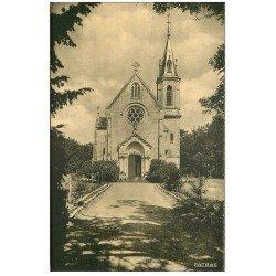 carte postale ancienne 45 LA FERTE-SAINT-AUBIN. Le Château de la Ferté