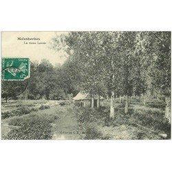 carte postale ancienne 45 MALESHERBES. Le Vieux Lavoir 1910