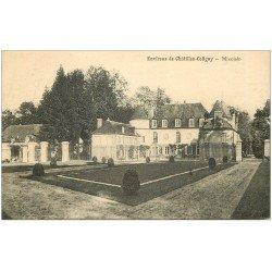 carte postale ancienne 45 MIVOISIN environs de Châtillon-Coligny