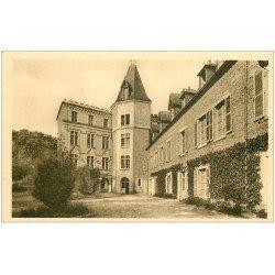 carte postale ancienne 45 MONTARGIS. Au Château Ecole Saint-louis