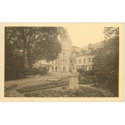 carte postale ancienne 45 MONTARGIS. Ecole Saint-Louis au Château 1935