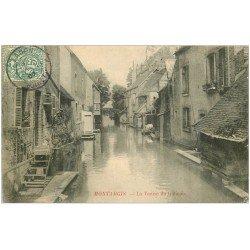 carte postale ancienne 45 MONTARGIS. La Venise du Gatinais 1907