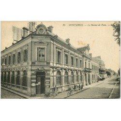 carte postale ancienne 45 MONTARGIS. Le Bureau de Poste
