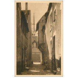 carte postale ancienne 45 MONTARGIS. Rue Mircou 1954