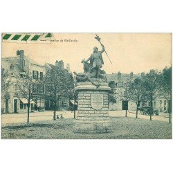 carte postale ancienne 45 MONTARGIS. Statue de Gaillardin