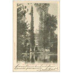 carte postale ancienne 45 MOULIN DES BECHETS 1902