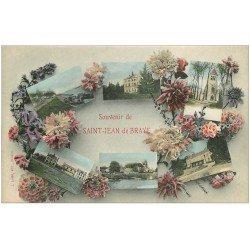 carte postale ancienne 45 SAINT-JEAN DE BRAYE