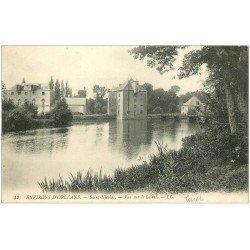 carte postale ancienne 45 SAINT-NICOLAS. 1915