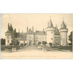 carte postale ancienne 45 SULLY-SUR-LOIRE. Château 1958