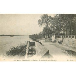 carte postale ancienne 45 LA CHAPELLE SAINT-MESMIN. La Loire