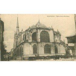 carte postale ancienne 45 MONTARGIS. Eglise Sainte-Madeleine