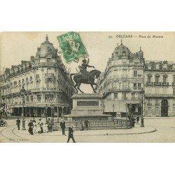 carte postale ancienne 45 ORLEANS. Lot intéressant de 10 CPA aux environs de 1910 n° 6
