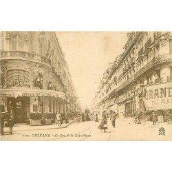 carte postale ancienne 45 ORLEANS. Lot intéressant de 10 CPA aux environs de 1910 n 10