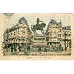 carte postale ancienne 45 ORLEANS. Lot intéressant de 10 CPA aux environs de 1910 n 11