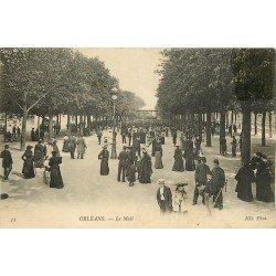 carte postale ancienne 45 ORLEANS. Lot intéressant de 10 CPA aux environs de 1910 n 16