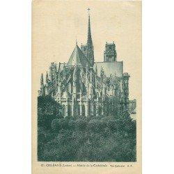 carte postale ancienne 45 ORLEANS. Lot intéressant de 10 CPA aux environs de 1910 n 18