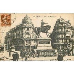 carte postale ancienne 45 ORLEANS. Lot intéressant de 10 CPA aux environs de 1910 n 21
