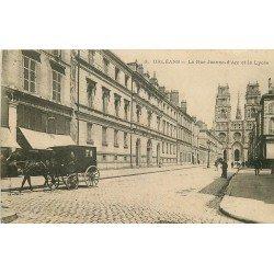 carte postale ancienne 45 ORLEANS. Lot intéressant de 10 CPA aux environs de 1910 n 23