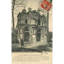carte postale ancienne 45 ORLEANS. Lot intéressant de 10 CPA aux environs de 1910 n 24