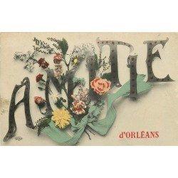 carte postale ancienne 45 ORLEANS. Lot intéressant de 10 CPA aux environs de 1910 n 30