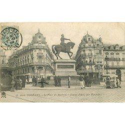 carte postale ancienne 45 ORLEANS. Lot intéressant de 10 CPA aux environs de 1910 n 34