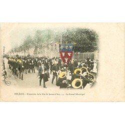 carte postale ancienne 45 ORLEANS. Lot intéressant de 10 CPA aux environs de 1910 n 42