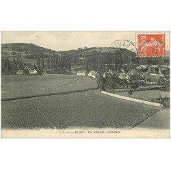 carte postale ancienne 64 ASSON. L'Ermitage 1920