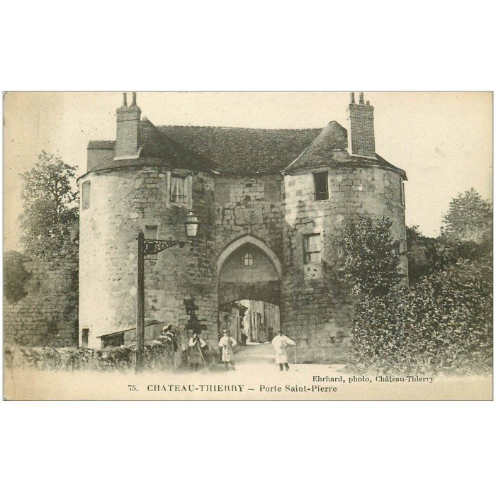 02 chateau thierry porte saint pierre jardiniers 1918