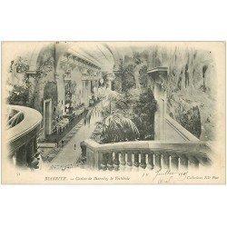 carte postale ancienne 64 BIARRITZ. Vestibule Casino 1905