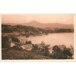 carte postale ancienne 64 HENDAYE. Baie et la Haya