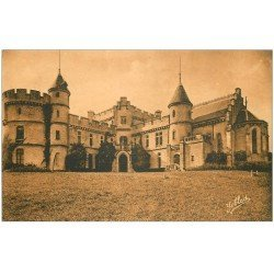 carte postale ancienne 64 HENDAYE. Château d'Ambadia n° 564