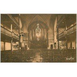 carte postale ancienne 64 HENDAYE. L'Eglise