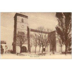 carte postale ancienne 64 HENDAYE. L'Eglise n°48