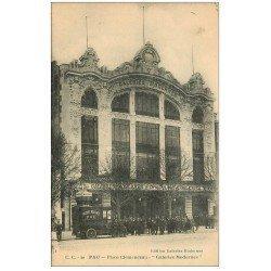 carte postale ancienne 64 PAU. Camion Galeries Modernes Place Clémenceau